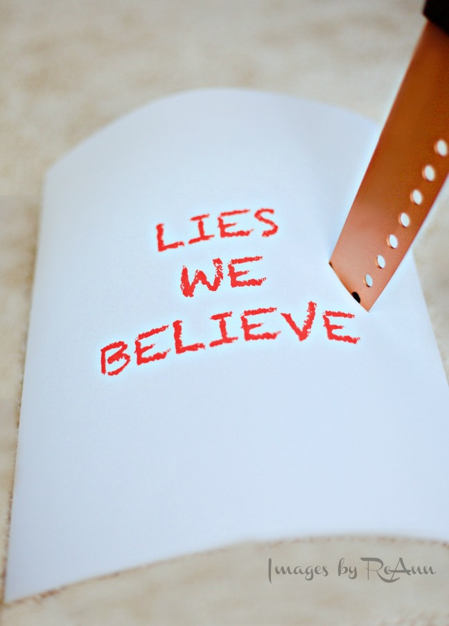 Lies We Believe picture